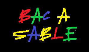 LE-BAC-A-SABLE LOGO